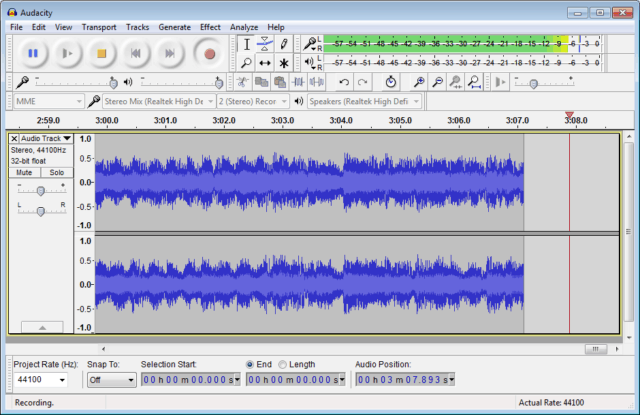 Software per Editing Audio Gratuiti
