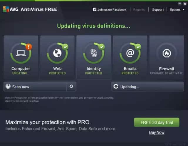 I Migliori Antivirus Gratuiti
