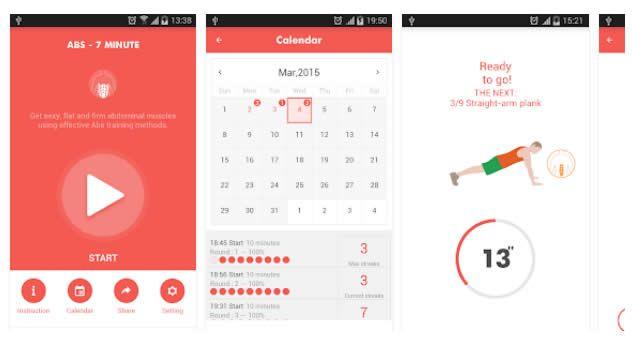 Le Migliori App per Android per Tenersi in Forma