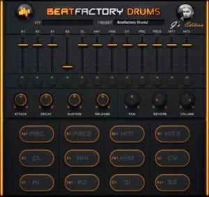 I Migliori VST Drums Instruments