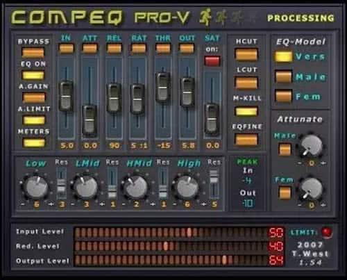 CompEQ Pro-V