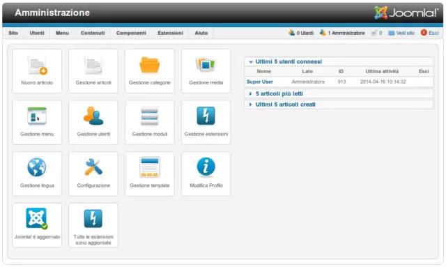I 5 CMS per Creare un Ecommerce Professionale