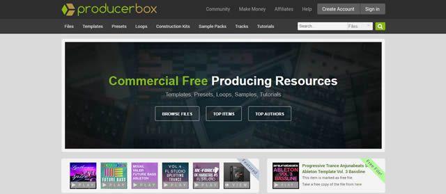 Vendi i tuoi Loops e i tuoi Template su ProducerBox