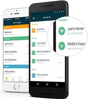 3 App per Trovare Hotspot Wi-Fi Gratuiti