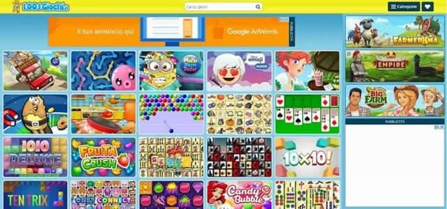 I Migliori Siti di Giochi Gratis Online
