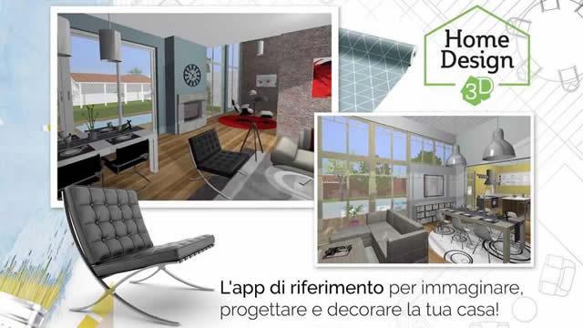 App per Progettare e Arredare Casa