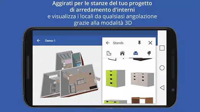 App per progettare e arredare casa for App per progettare