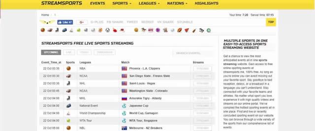 I Migliori Siti per Vedere il Calcio in Streaming Gratis