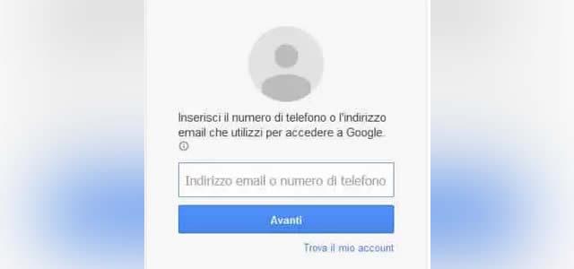 Come recuperare l'accesso a un account Google