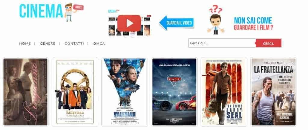 I migliori siti di film streaming gratuiti