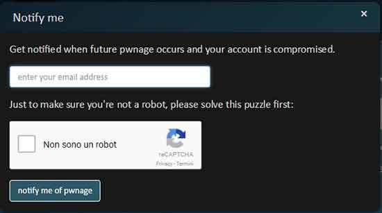 Come Scoprire se il tuo Account è Stato Violato