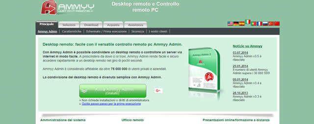 Software Free per il Controllo Remoto di un Computer