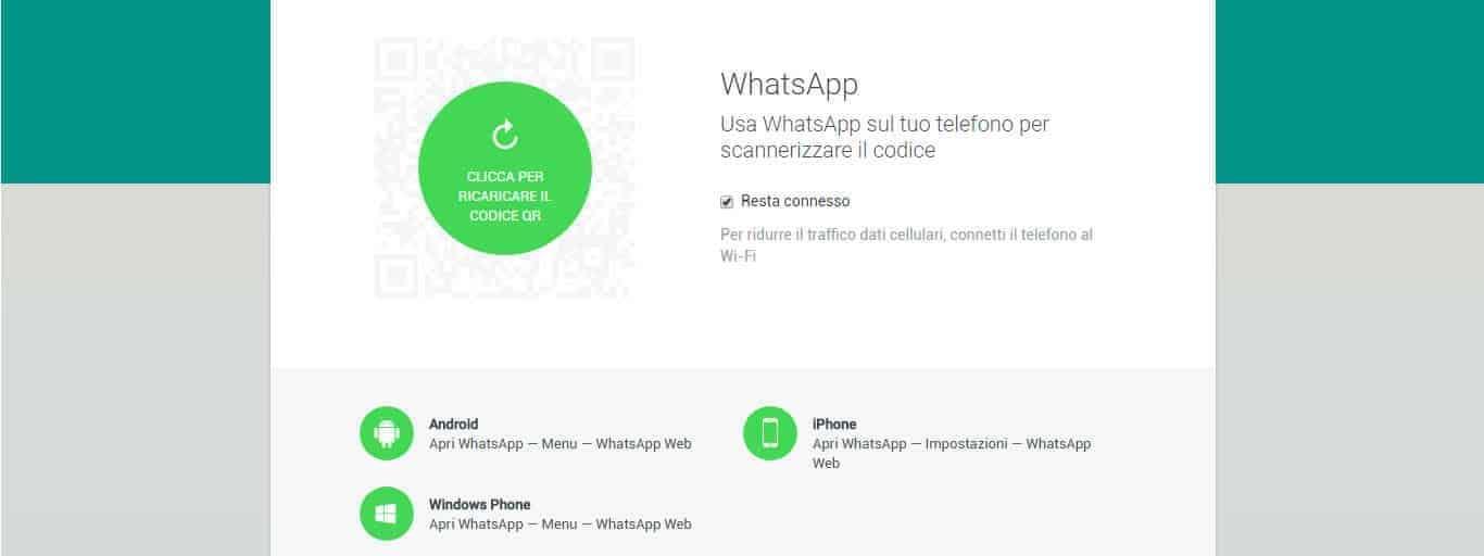 Come Usare WhatsApp Web su PC