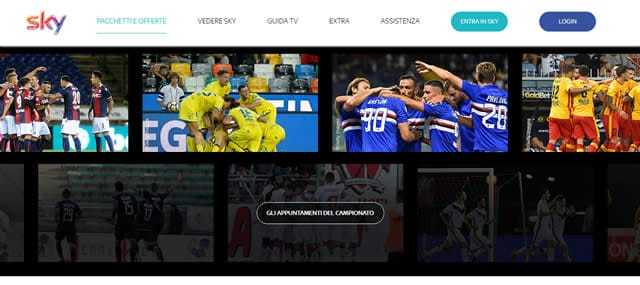 Come vedere le partite in streaming legalmente