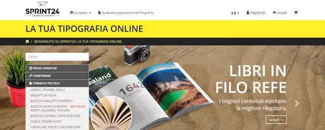 I Migliori Siti di Stampa Digitale e Offset
