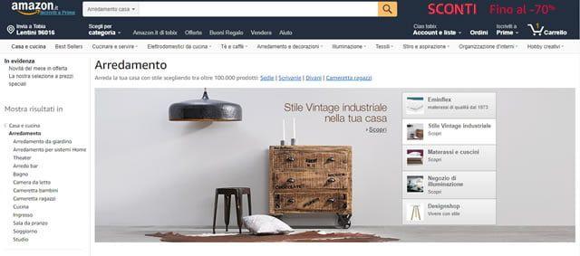 I migliori siti di arredamento online for Siti di arredamento casa