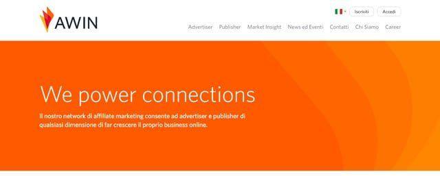 I Migliori Network Affiliate Marketing