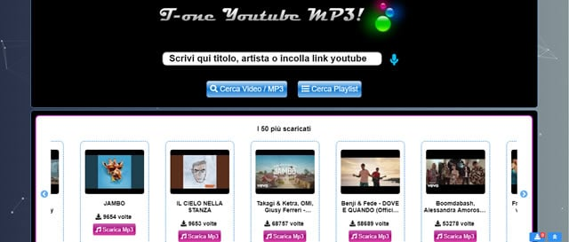 T-one Youtube Mp3