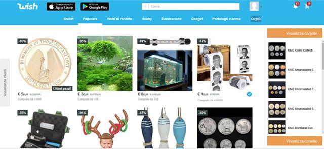 I migliori siti e stores cinesi dove comprare