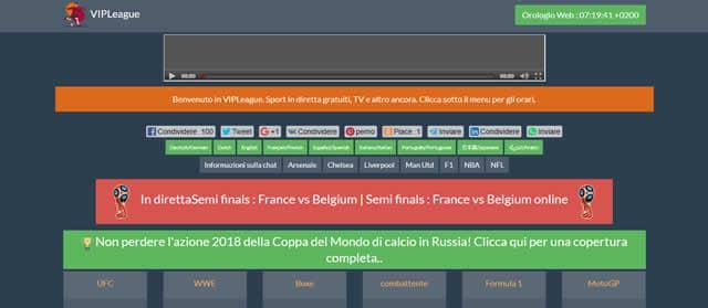 I Migliori Siti per Vedere il Calcio Streaming Gratis