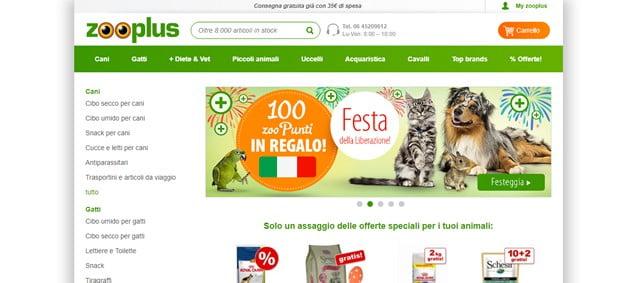 I Migliori negozi per animali online