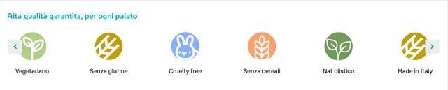 Paco è il negozio online per animali tutto italiano e orientato alla qualità