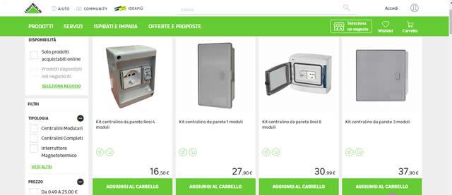 I Migliori Siti per Acquistare Materiale Elettrico Online