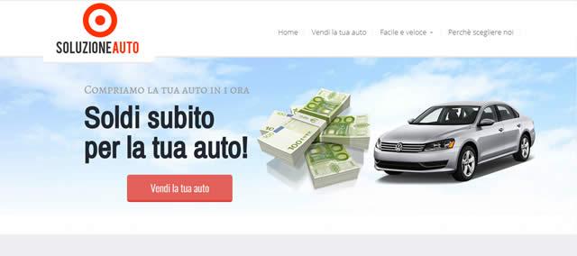 Come vendere un auto
