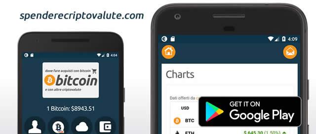 e-shop Bitcoin