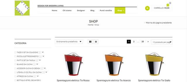 I migliori siti per comprare articoli per la casa for Siti design casa