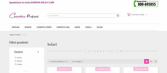 I Migliori Siti per Comprare Creme Solari