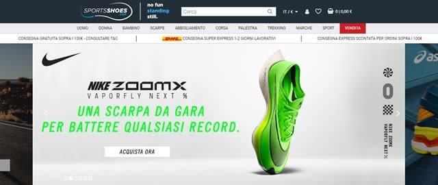 SportShoes Calzature
