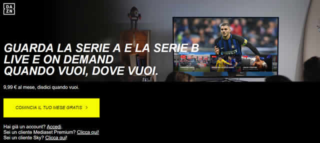 Come Vedere le Partite di Serie A in Streaming