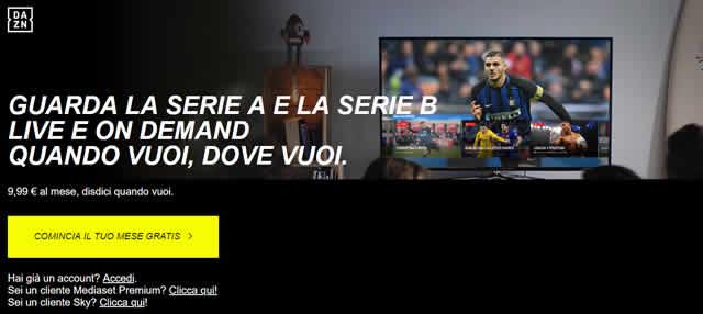 Come Vedere le Partite di Serie A in Streaming