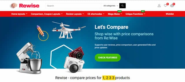 Come Realizzare un sito di Comparazione di Prezzi