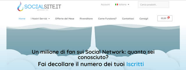socialsite followers ita instagram
