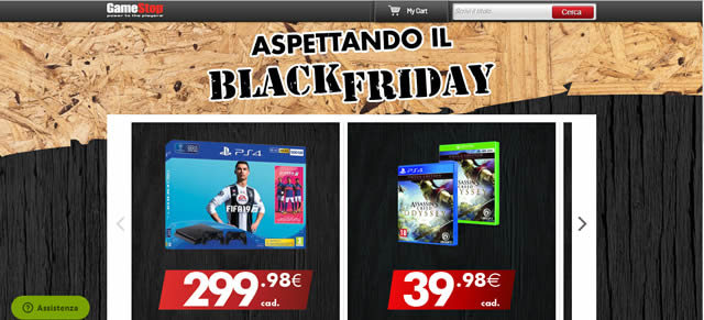 Offerte da Non Perdere per il Black Friday WeAreBlog.it