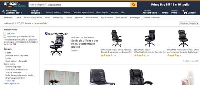 Arredo Ufficio Amazon