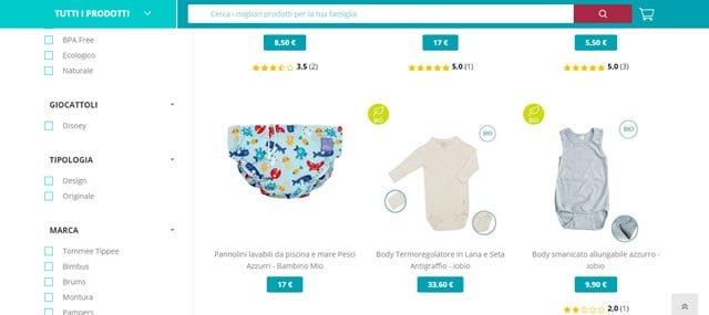I Migliori Negozi Online di Abbigliamento Neonato