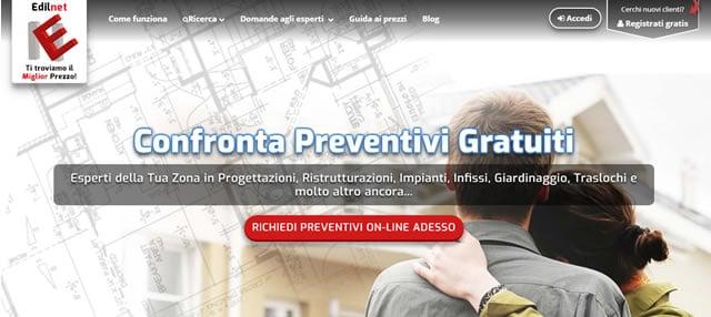 Come Richiedere un Preventivo Online per Ristrutturare Casa con Edilnet