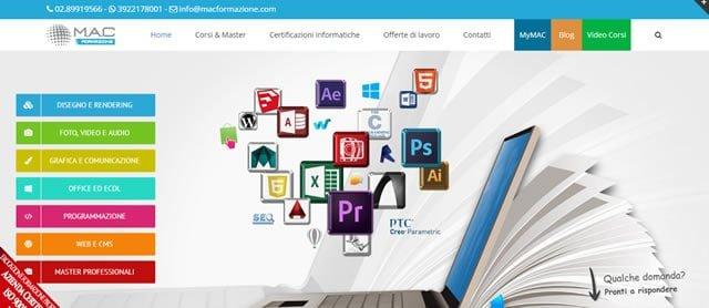 MAC Formazione: il centro per la tua formazione professionale privata o aziendale