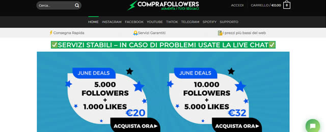 Comprafollowers