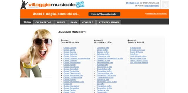 Villaggio Musicale