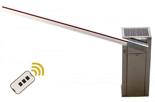 sbarra automatica solar/900