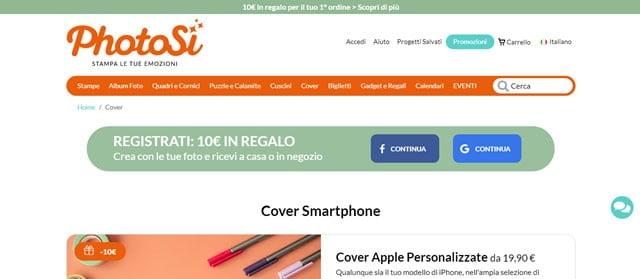 PhotoSi cover