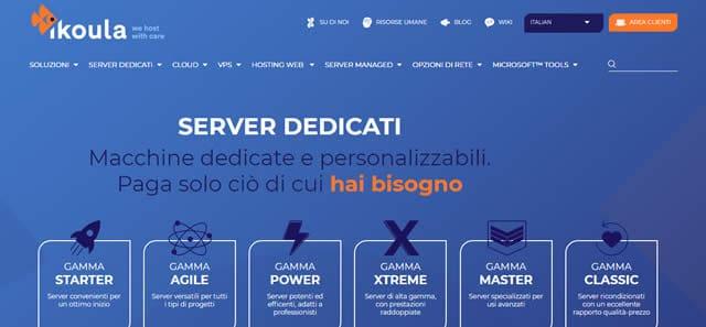 Ikoula Server Dedicato