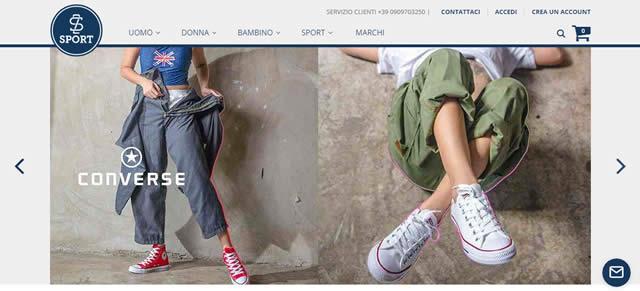 S2 Sport abbigliamento sportivo