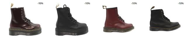 Dr Martens calzature e offerte