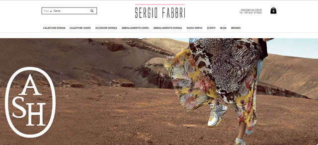 Sergio Fabbri Calzature