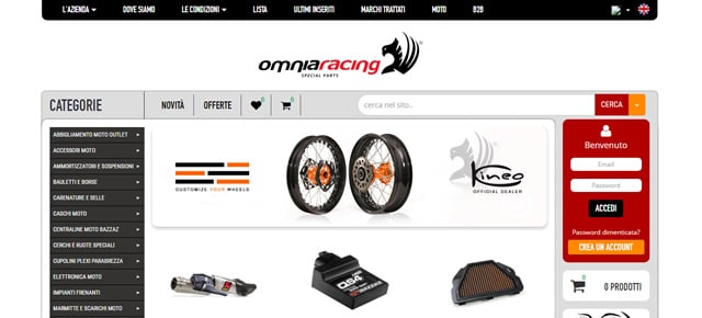 Ricambi Moto omniaracing.net